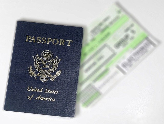 funny airport security stories while traveling the US and the world with my hubby, requires a passport