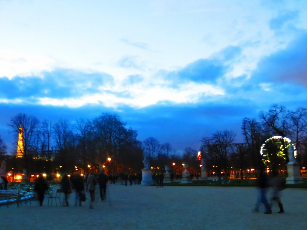 The glowing lights of Paris though romantic didn't stop us from an opportunity to learn healthy communication in marriage