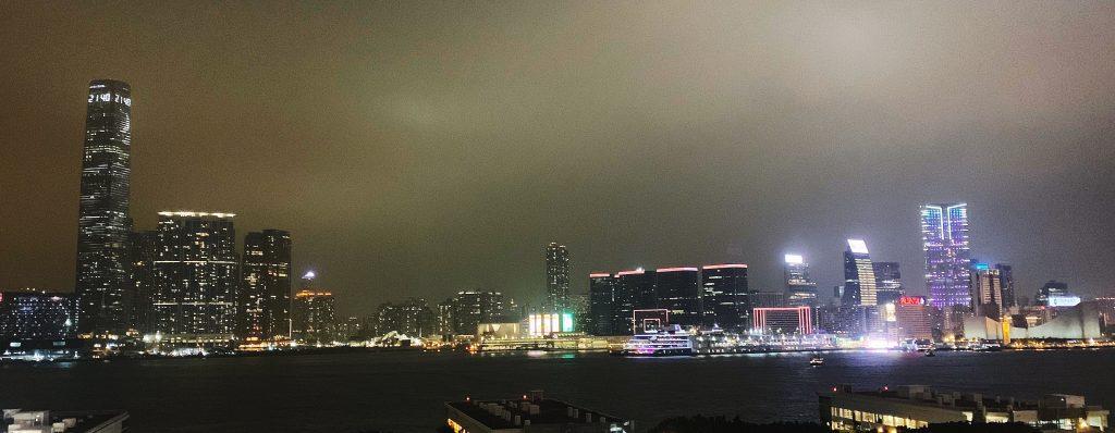 Pray for Hong Kong, this bustling city of lights