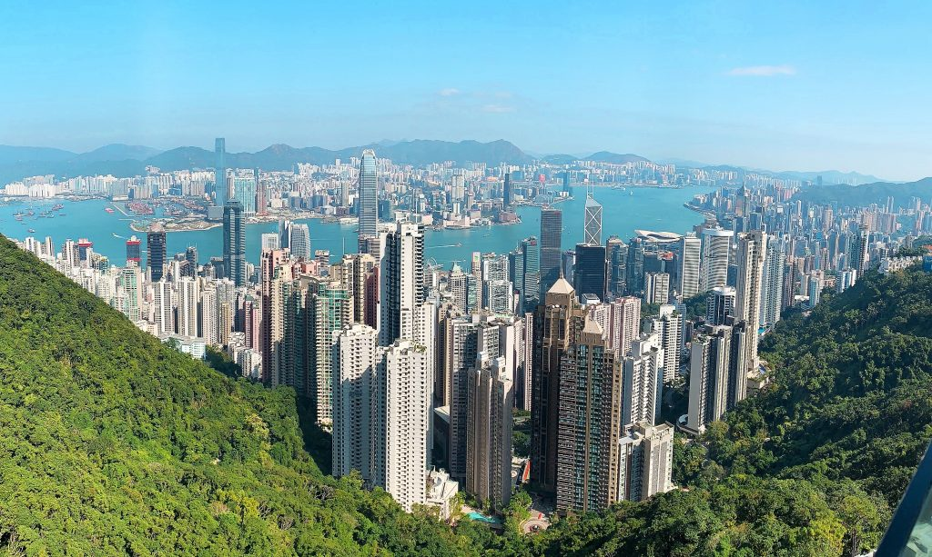 Such a beautiful view of this city, Victoria Peak. We truly need to Pray for Honk Kong