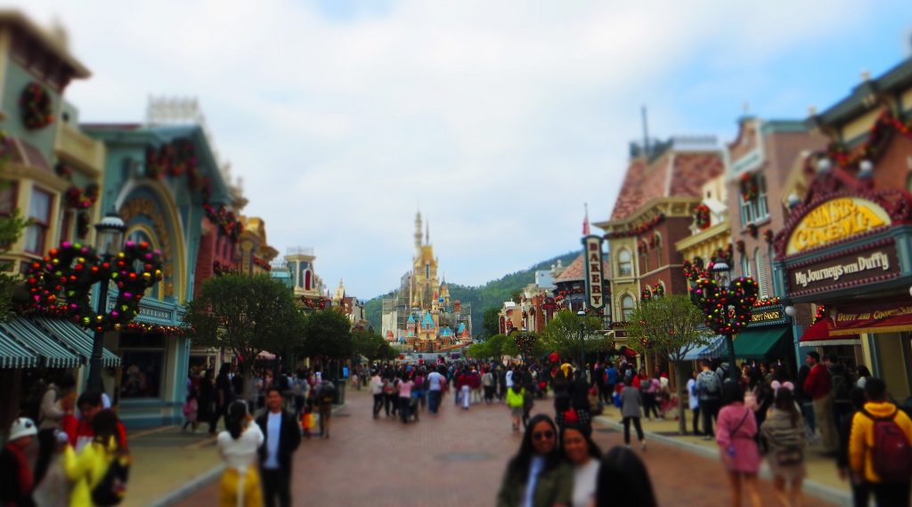Hong Kong Disneyland was beautiful and boasts the idea of freedom, we need to pray for Hong Kong that they can keep their freedom