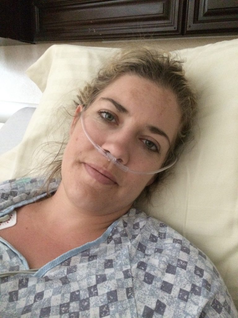 My body was shutting down jest  before my endometriosis diagnosis and surgery