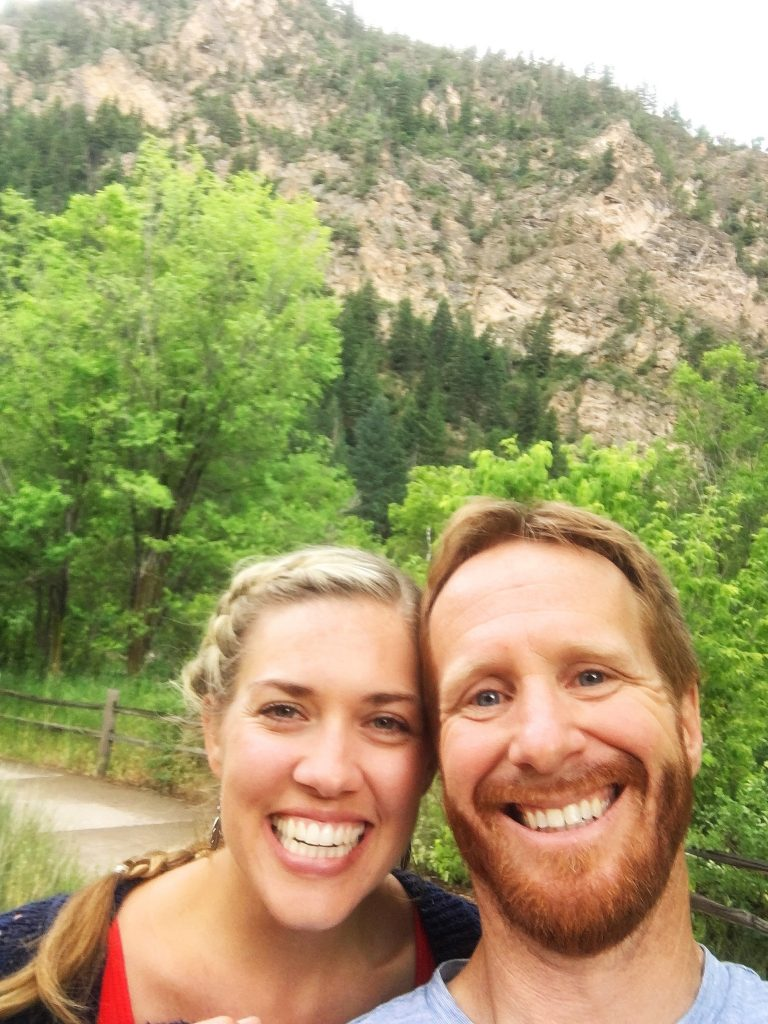 US Road Trip Adventures eventually brought us back through the Rockies in the daylight!