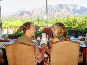 4 year Anniversary trip to Sedona Arizona