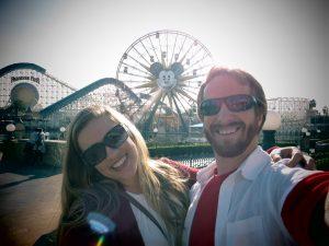 we have spent many Valentine's Days at the Disneyland resort