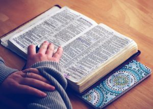 Reading God's Word helps you to be reminded of His faithfulness