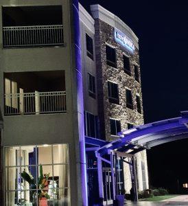 Hotel Indigo in Waco TX